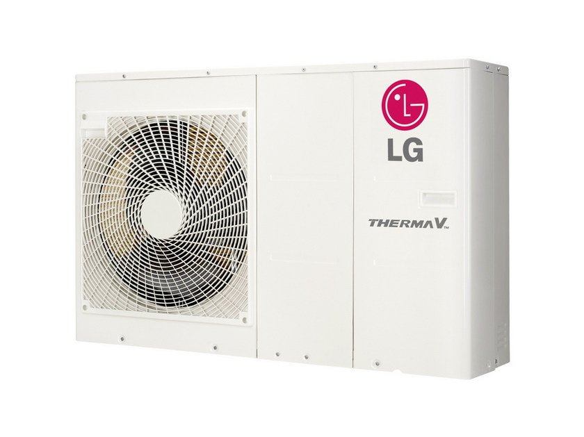 Air to water Heat pump HM051M U42 | Heat pump by LG Electronics