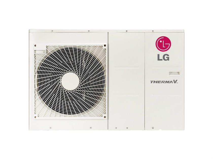 Air to water Heat pump HM071M U42 | Heat pump by LG Electronics