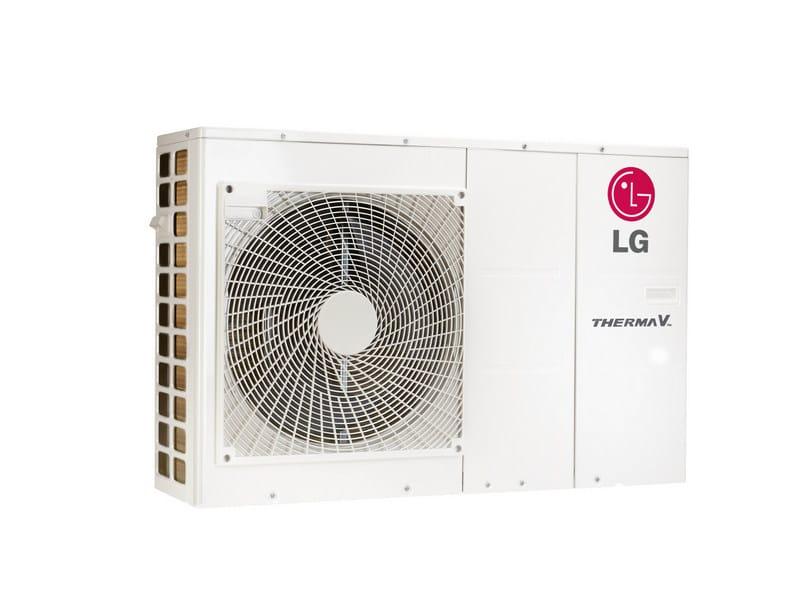 Air to water Heat pump HM091M U42   Heat pump by LG Electronics