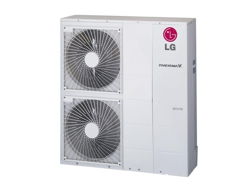Air to water Heat pump HM163M U32   Heat pump by LG Electronics