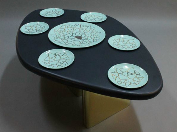 Oval table CELESTE by Binome