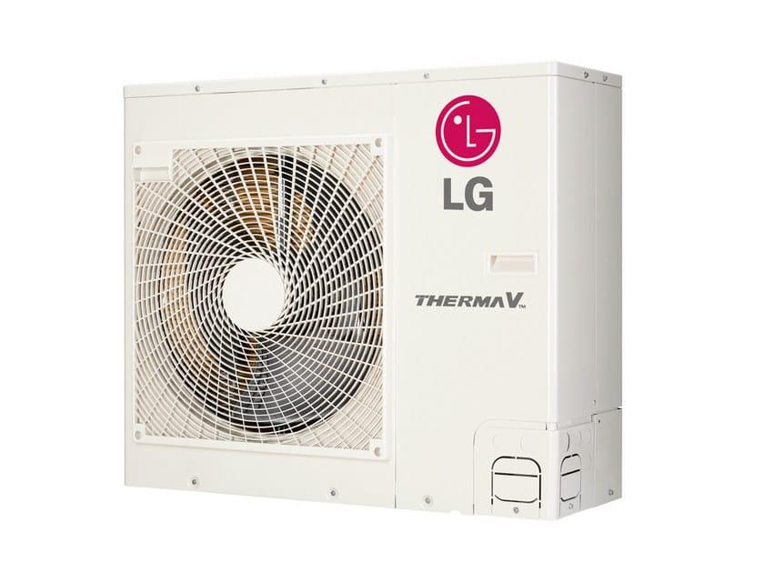 Air to water Heat pump HU051 U42 | Heat pump by LG Electronics