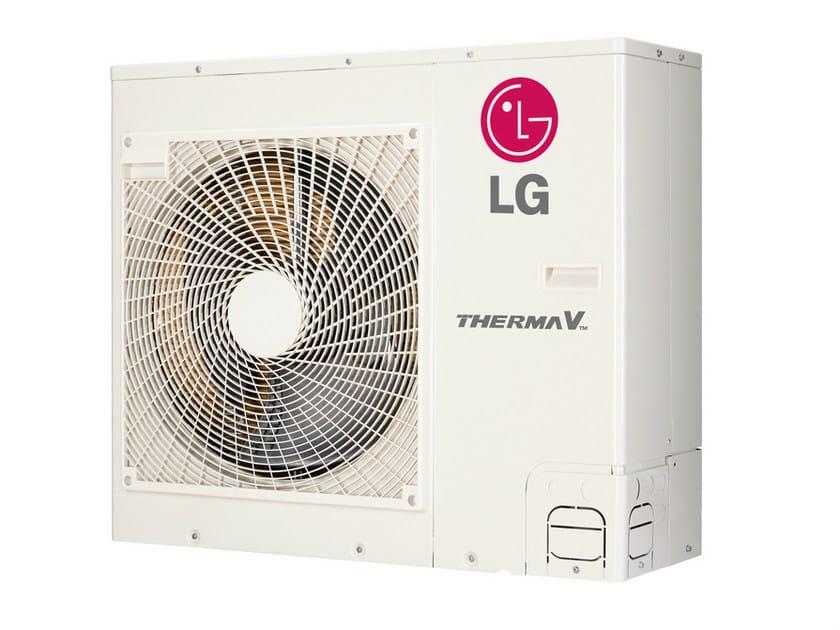 Air to water Heat pump HU091 U42 | Heat pump by LG Electronics