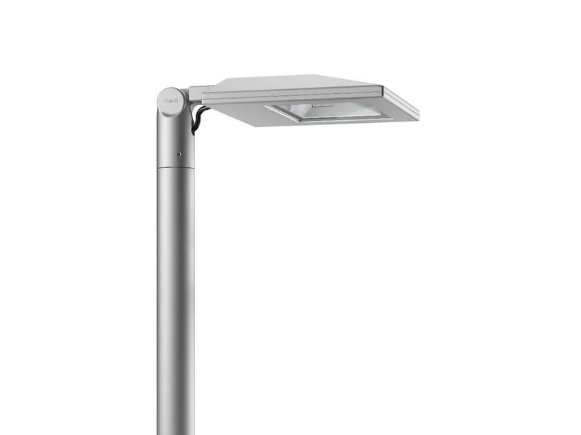 LED aluminium garden lamp post TARSIUS | Testa Palo by Platek