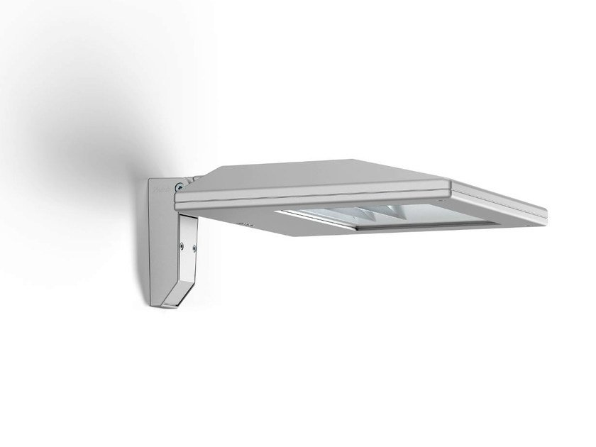 LED adjustable aluminium Outdoor floodlight TARSIUS   Outdoor floodlight by Platek