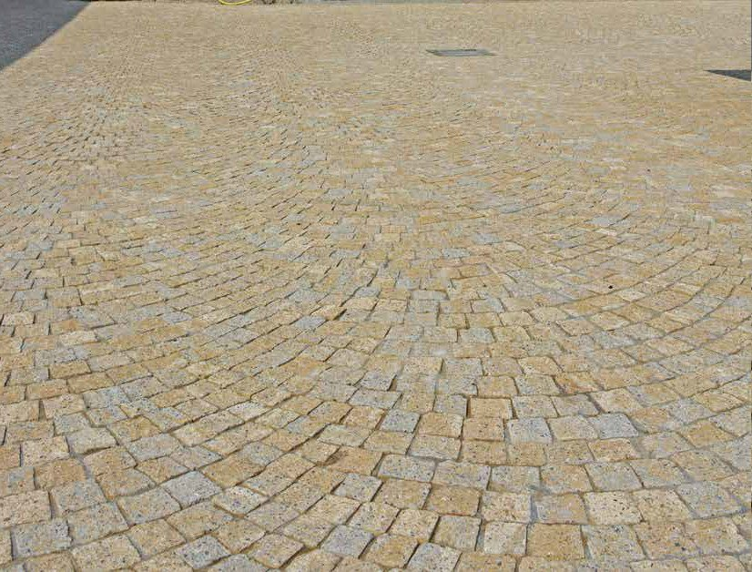Paving block PORFIDBLOC® RACCONIGI by PAVESMAC