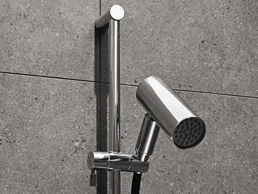 Shower wallbar with hand shower BOMBO | Shower wallbar with hand shower by mg12