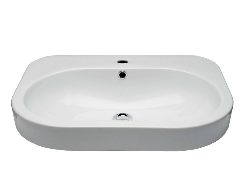 Wall-mounted washbasin SENIOR 46 | Washbasin by EVER Life Design