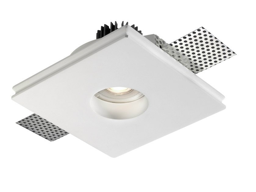 LED ceiling recessed spotlight BASIC ROUND by Buzzi & Buzzi