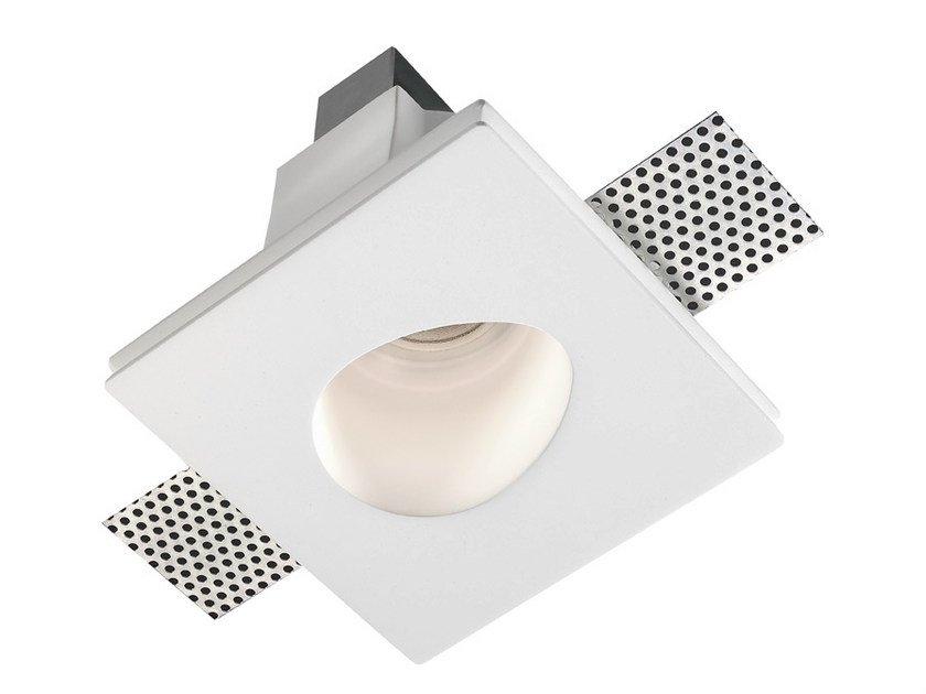 LED ceiling recessed spotlight EGGY by Buzzi & Buzzi