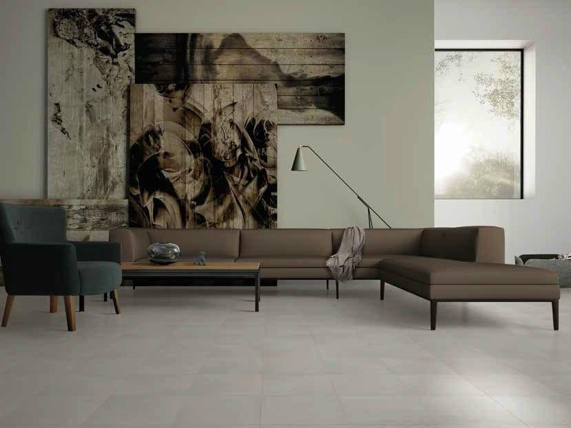 Porcelain stoneware flooring FEEL by Casalgrande Padana