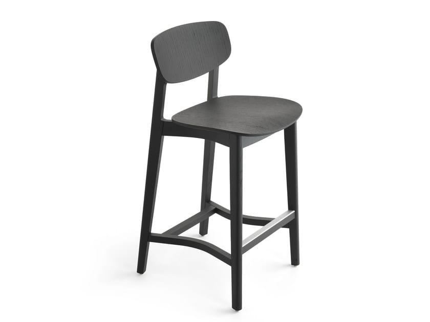 Wooden chair LENE | Chair by Crassevig