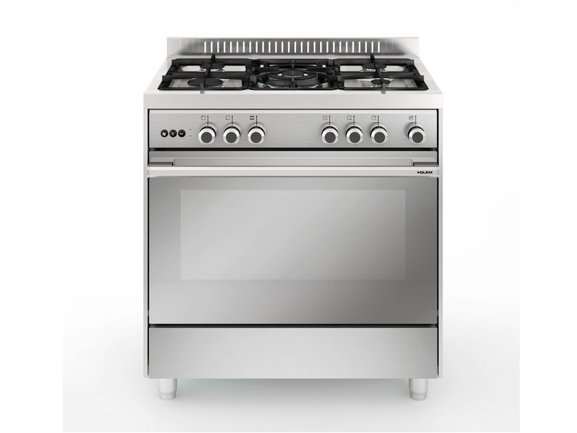 Cooker M855VI | Cooker by Glem Gas