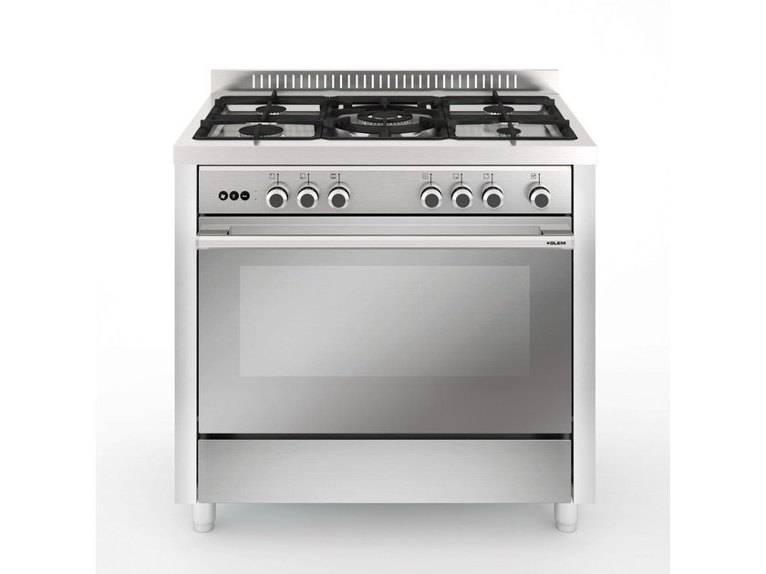 Cooker M965VI   Cooker by Glem Gas