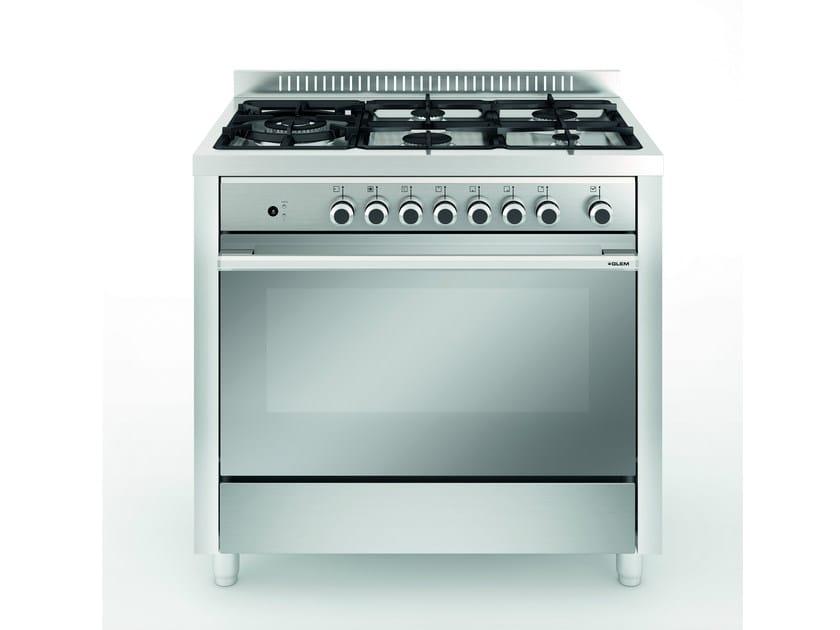 Cooker M96TVI | Cooker by Glem Gas
