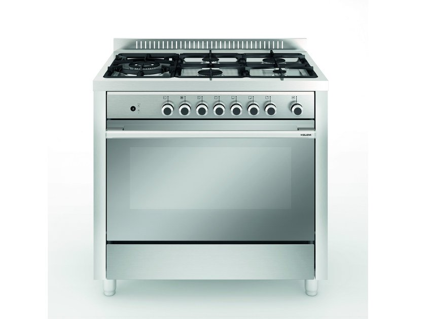 Cooker M96TMI | Cooker by Glem Gas