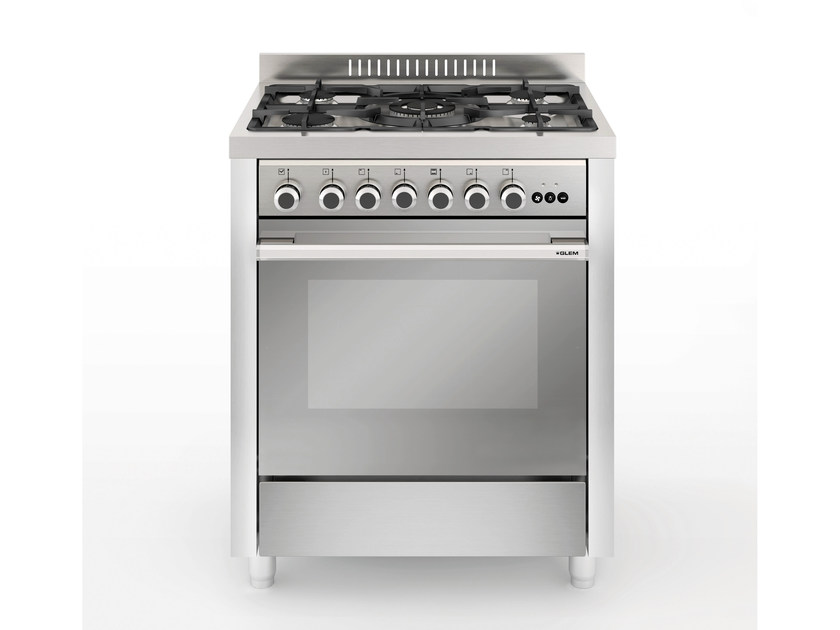 Cooker M755VI | Cooker by Glem Gas