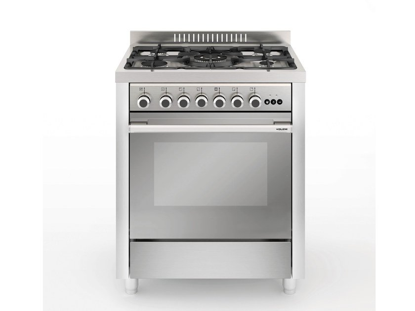 Cooker M765VI | Cooker by Glem Gas
