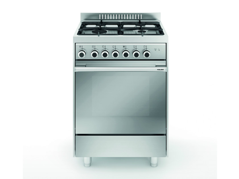 Cooker M654MI   Cooker by Glem Gas