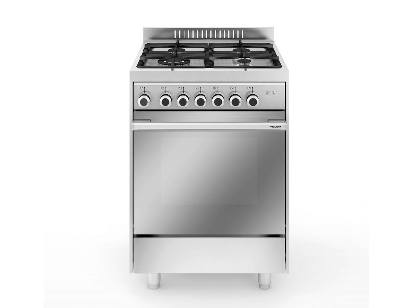 Cooker M664MI | Cooker by Glem Gas