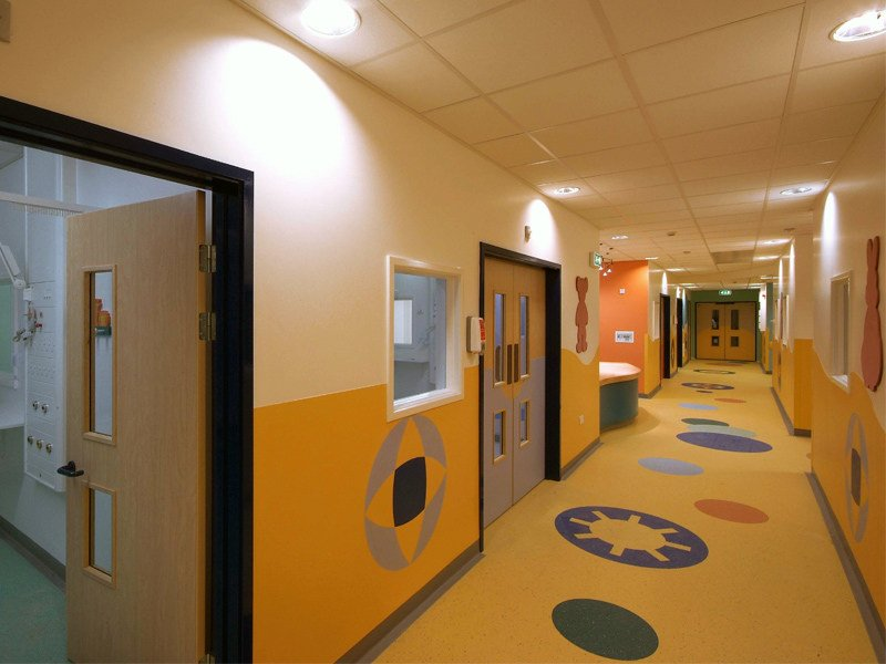 Impact protection DECOCHOC by gerflor