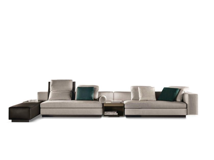 Sofa YANG by Minotti