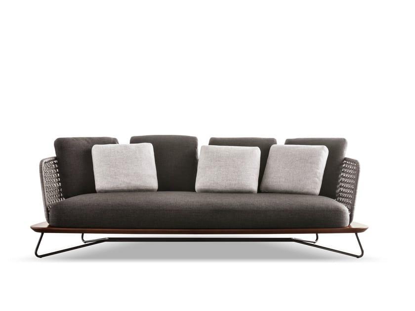 Sofa RIVERA OUTDOOR by Minotti