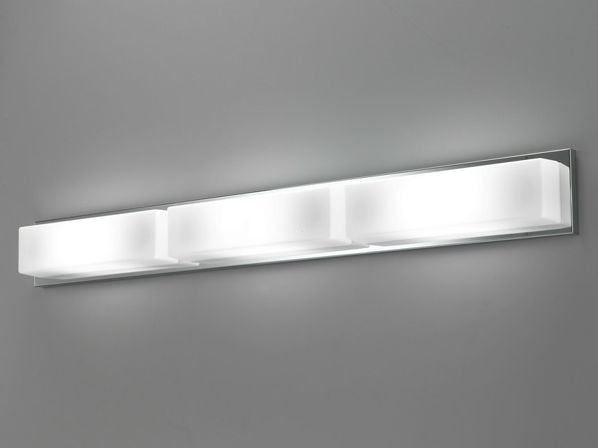 Glass wall lamp STAND METAL | Wall lamp by Ailati Lights