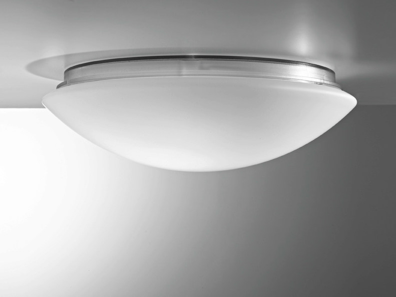 Glass ceiling lamp BIS | Ceiling lamp by Ailati Lights
