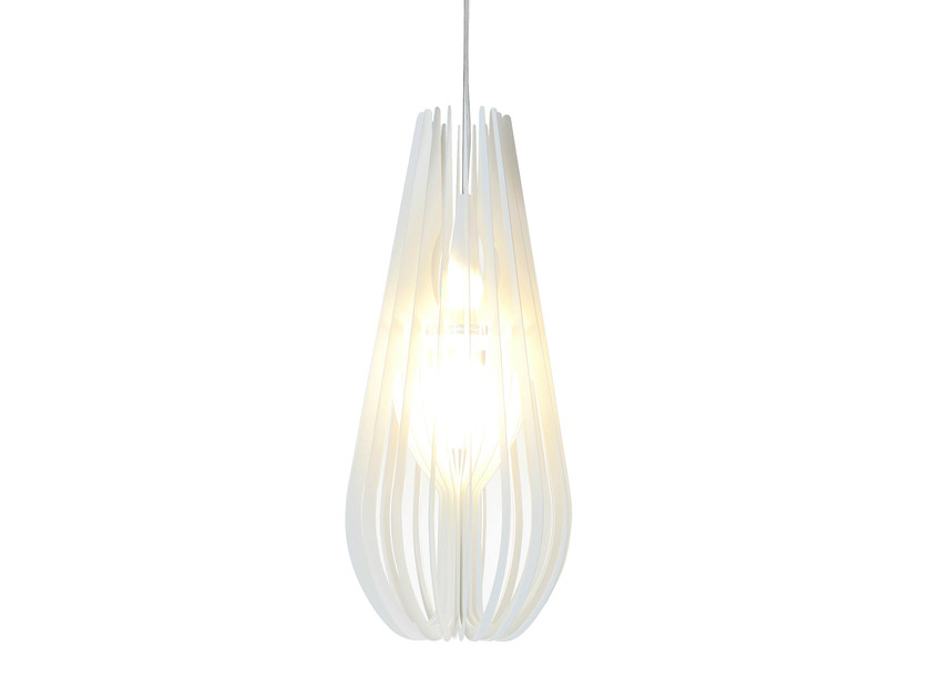 Plate pendant lamp BURLESQUE.D by Colico