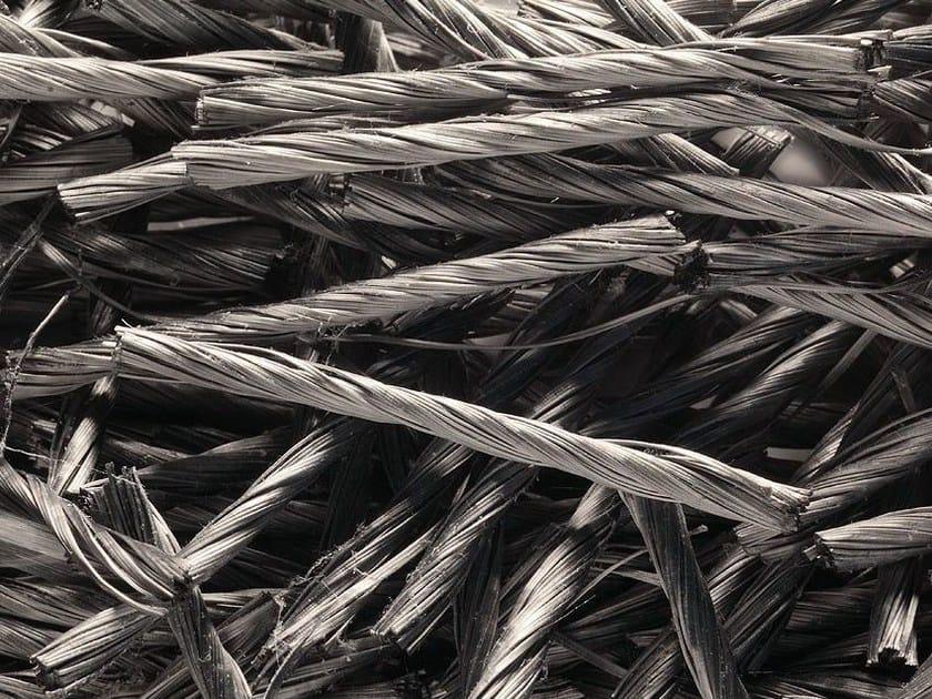 Macro synthetic structural fiber POLIFER 850 by LA MATASSINA