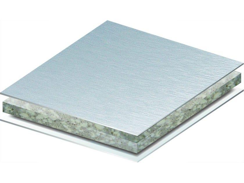 Кровельная панель из композиционного материала ALUCOBOND® A2 by 3A Composites