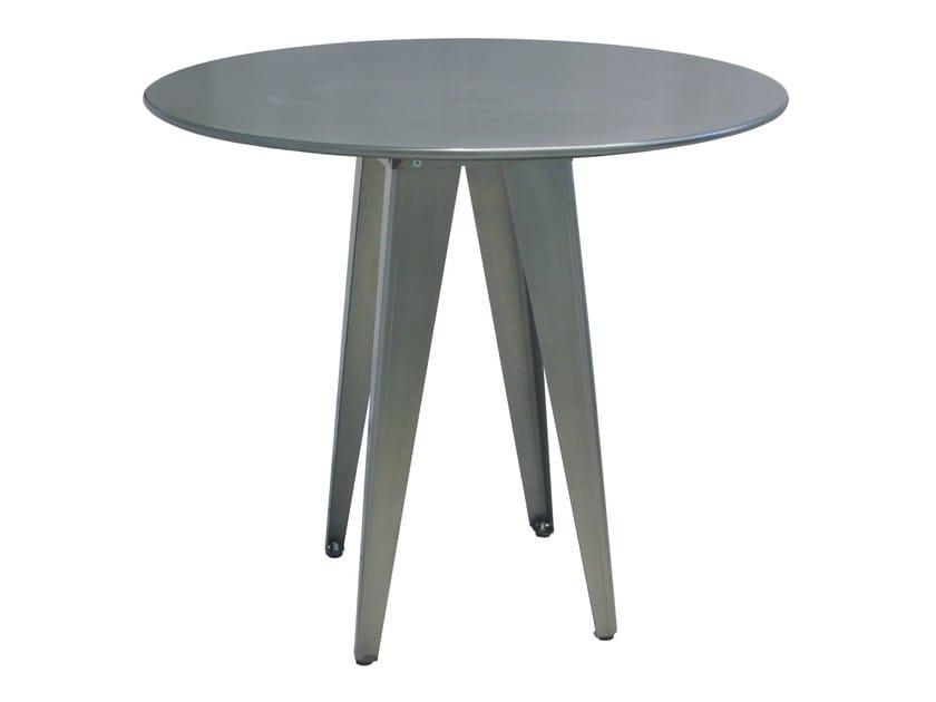 Steel contract table TV-TONIC-4 by Vela Arredamenti