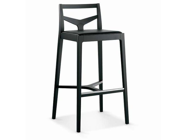 Wooden chair SG-MORFEO by Vela Arredamenti