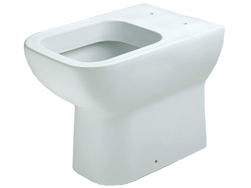 Porcelain toilet STYLE 47 | Toilet by EVER Life Design
