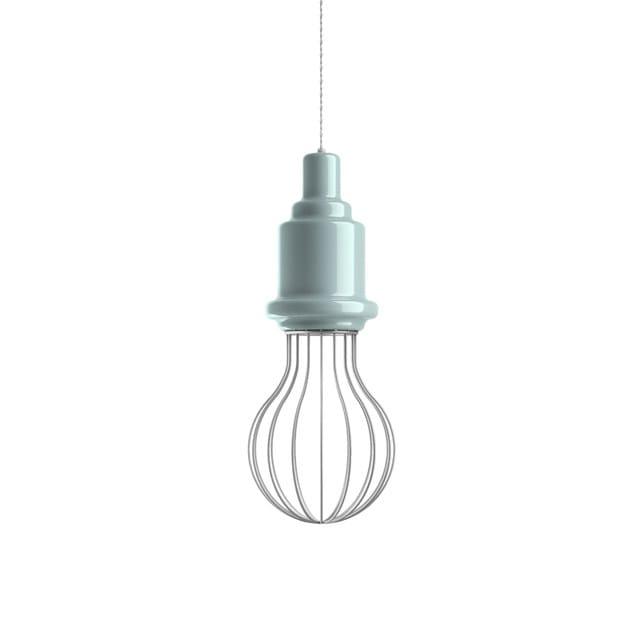 Sospensione Luce Big Indiretta Marioni ALampada In Edison Ceramica E Diretta m8vw0Nn