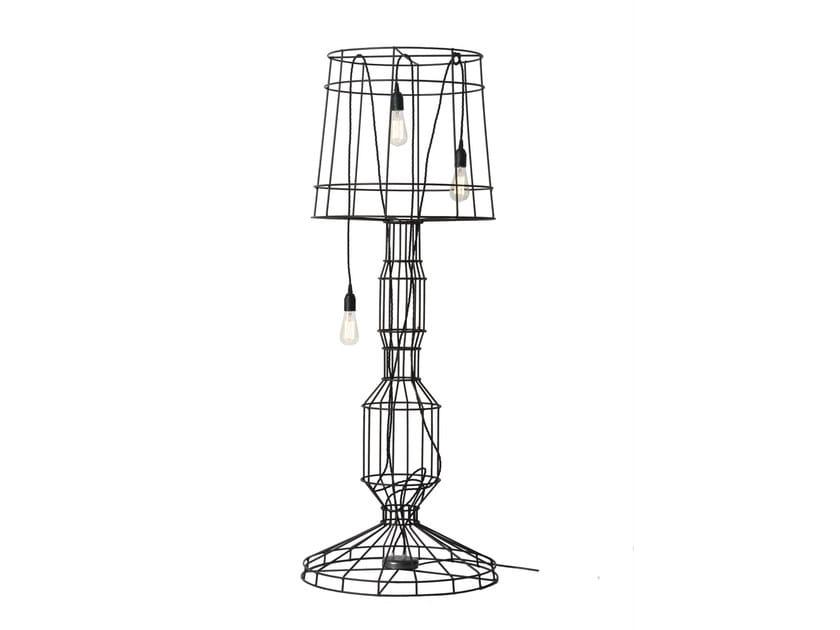 Metal floor lamp SISMA | Floor lamp by Karman