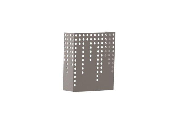 Plate wall light SKYLINE | Wall light by Cantori