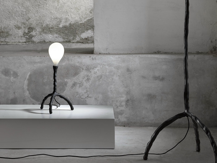 Blown glass table lamp DAS POP | Blown glass table lamp by Lasvit