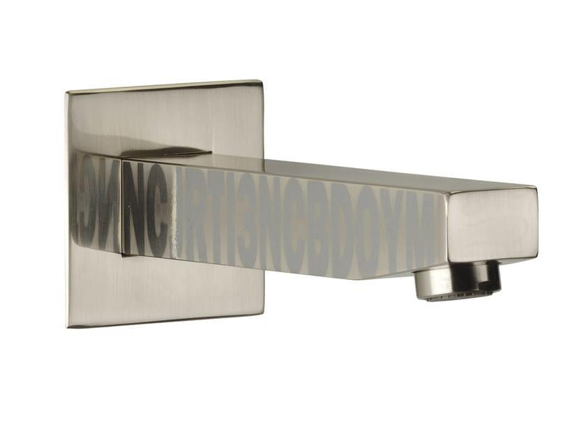 Wall-mounted spout OXY DEKORA | Spout by Daniel Rubinetterie