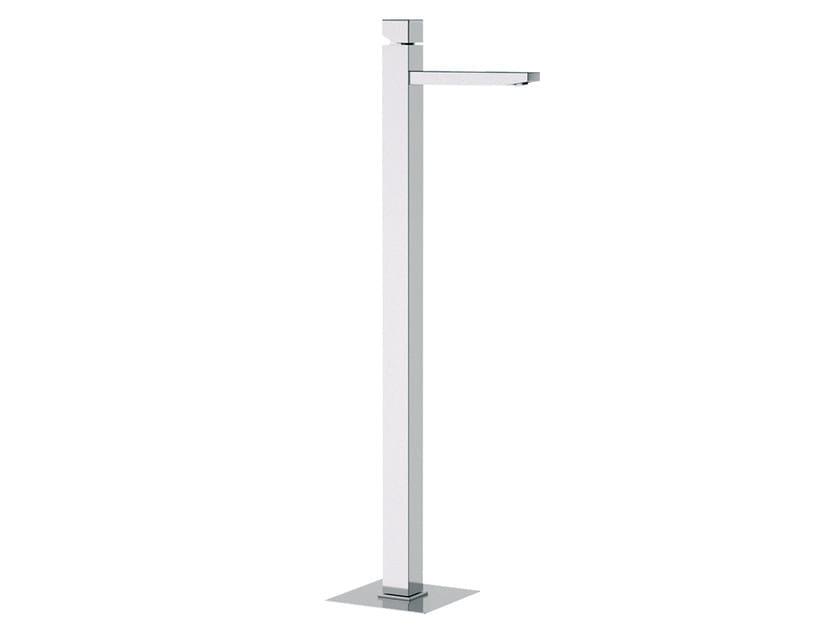 Floor standing single handle washbasin mixer OXY | Floor standing washbasin mixer by Daniel Rubinetterie