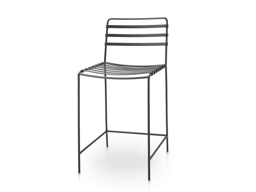 Iron chair PARIS   Chair by Minacciolo