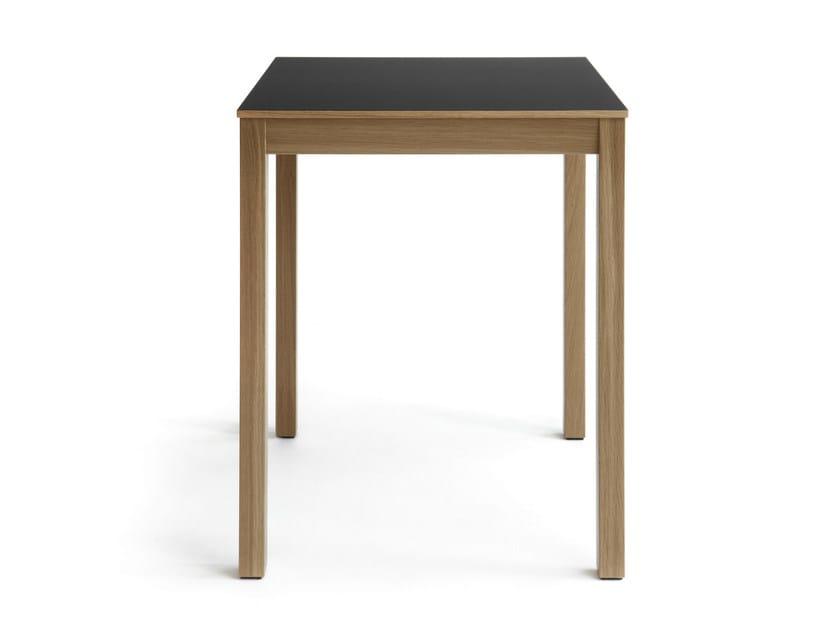 Rectangular dining table SKANDINAVIA KVP12 by Nikari
