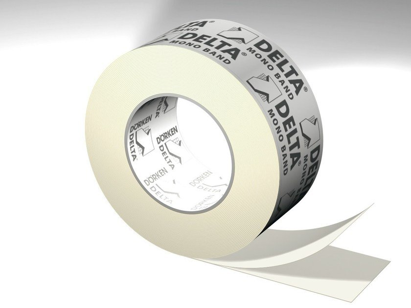 Fixing tape and adhesive DELTA® - MONO BAND by DÖRKEN ITALIA