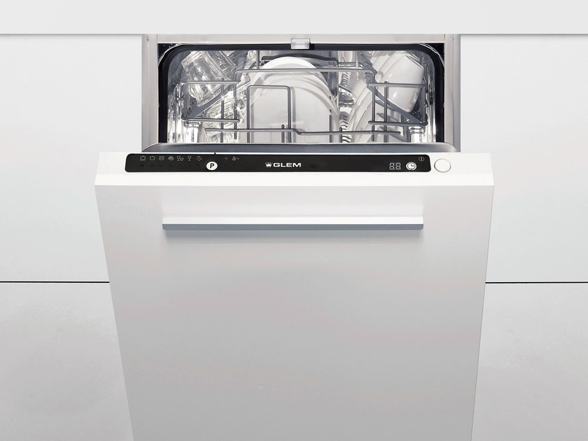 Built-in dishwasher GDI450 | Dishwasher by Glem Gas