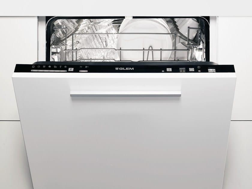 Built-in dishwasher GDI624 | Dishwasher by Glem Gas