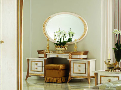 Wooden dressing table MELODIA   Dressing table by Arredoclassic