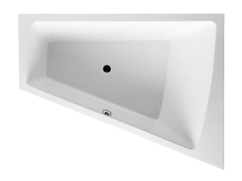 Vasca Da Bagno Trapezoidale : Paiova vasca da bagno da incasso by duravit design eoos