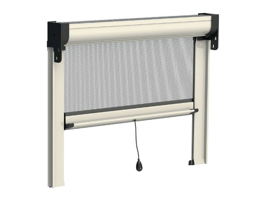 Sliding vertical insect screen VERA BASIC by Mv Line