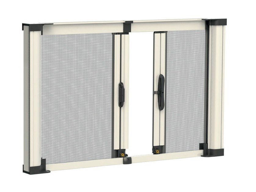 Sliding insect screen with guide system VALERIA BASIC by Mv Line